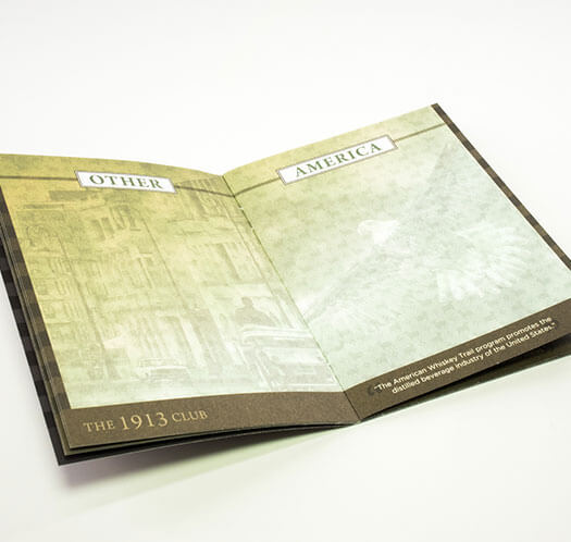 Customized booklet printing