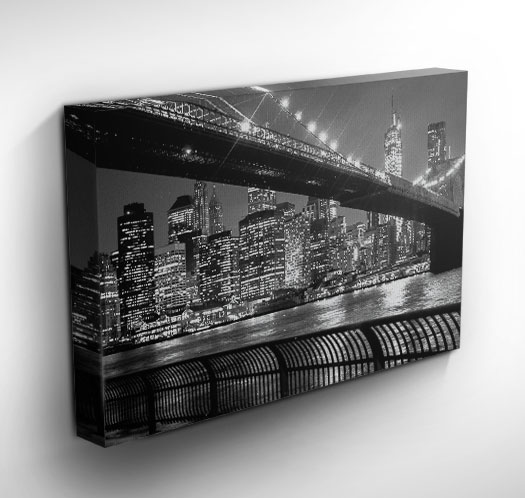 stretched canvas printing